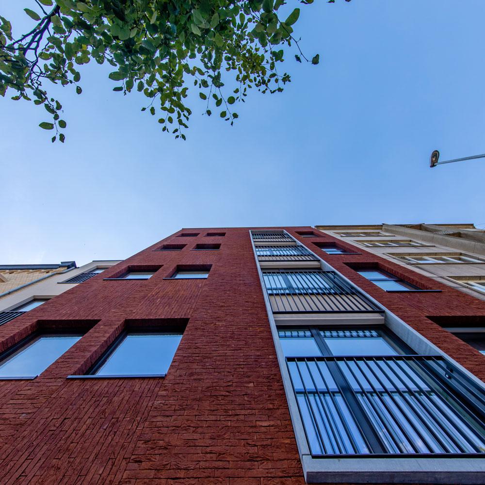 Immeuble à appartement Bruxelles